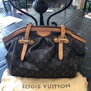 Authentic Louis Vuitton Tivoli GM.
